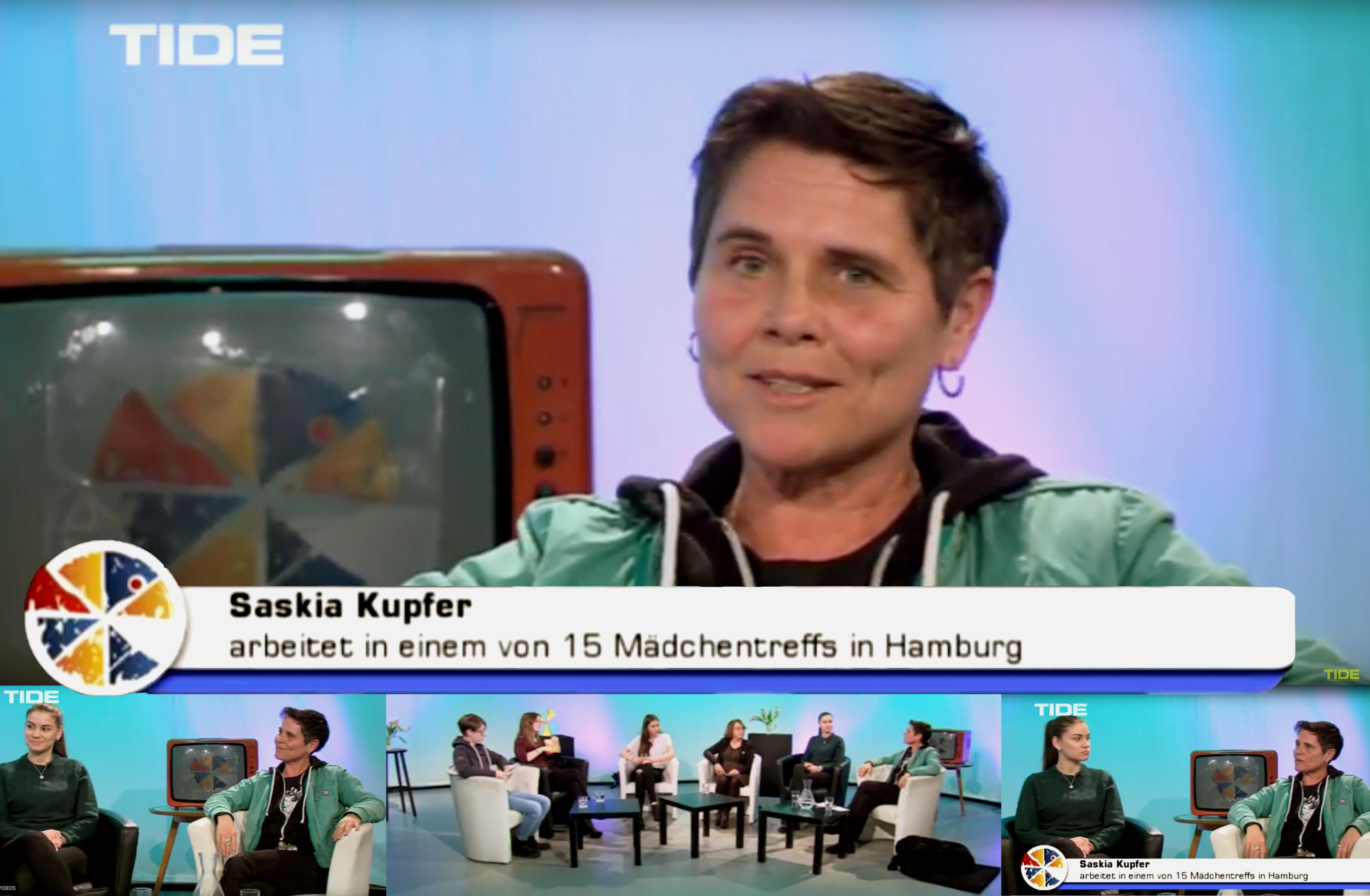 Saskia Kupfer, MZ Leitung