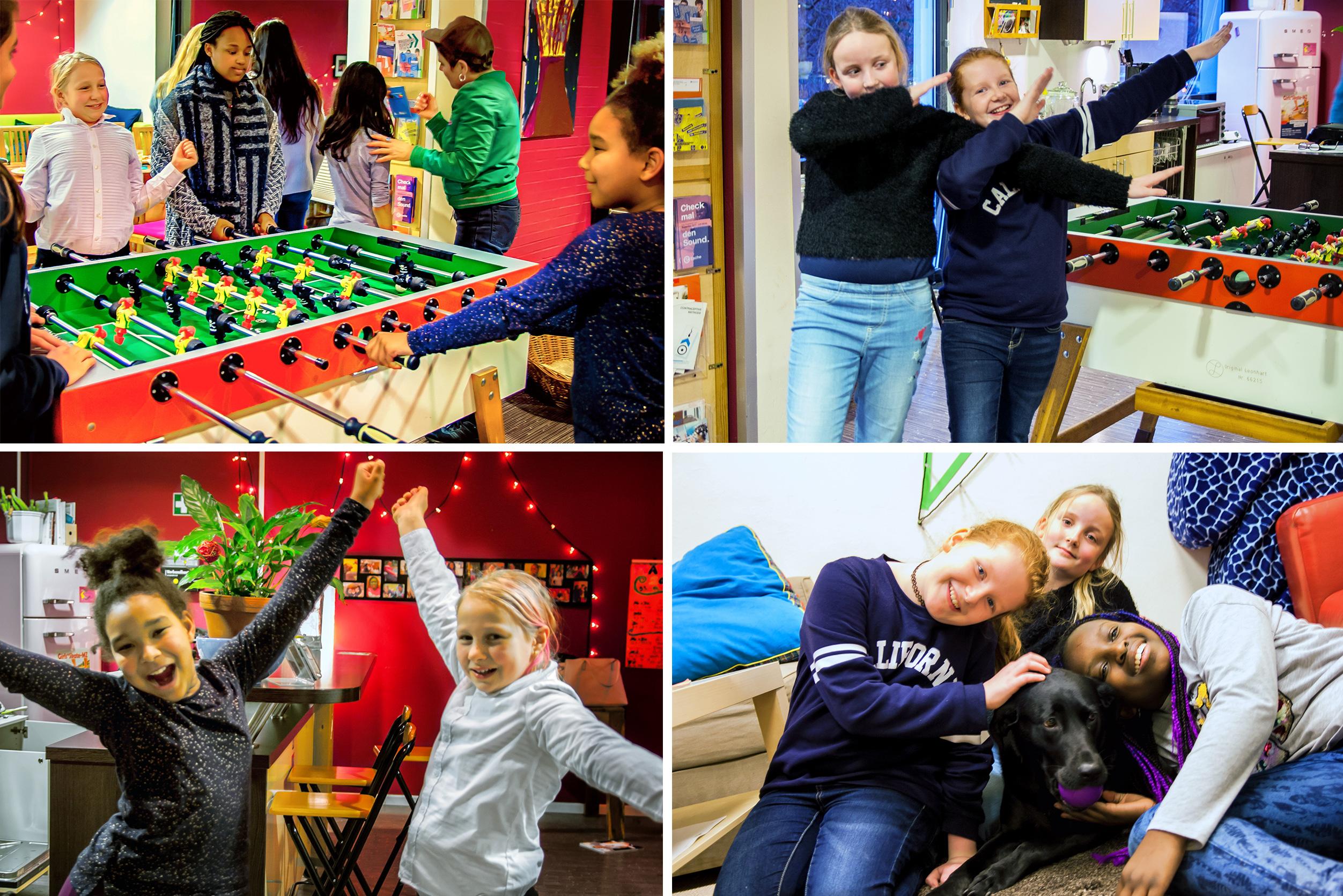 Schulkooperation im M*Z Foto von L.Vandrei